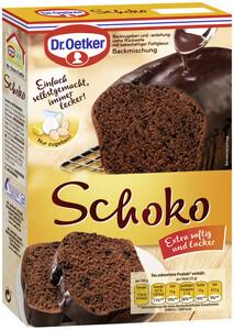 Dr.Oetker Schoko Kuchen Backmischung 485 g
