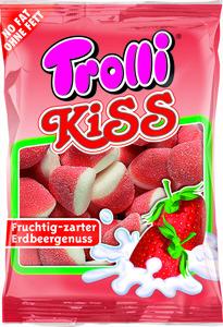 Trolli Fruchtgummi Kiss 200 g