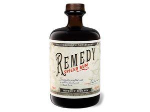 Remedy Spiced Rum 41,5% Vol