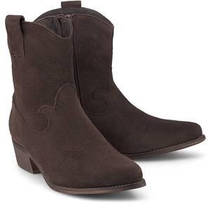 COX, Western-Boots in khaki, Boots für Damen