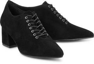 Vagabond, Schnür-Bootie Mya in schwarz, Boots für Damen