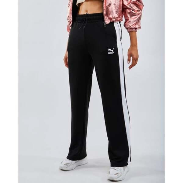Puma Classics Wide Leg - Damen Hosen