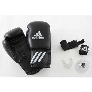 Box-Set Einsteiger Handschuhe Bandagen Mundschutz