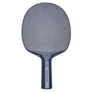 Tischtennis-Schläger robust PPR 100 O grau