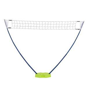 Volleyball- und Beachvolleyballnetz BV100 gelb
