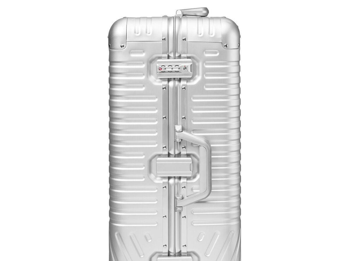 Bild 2 von TOPMOVE® Aluminium Koffer 68l, silber