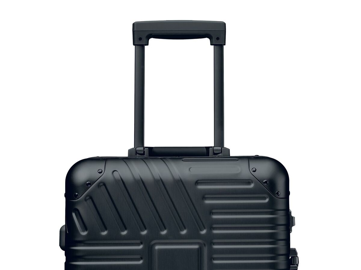 Bild 3 von TOPMOVE® Aluminium Koffer 32l, schwarz