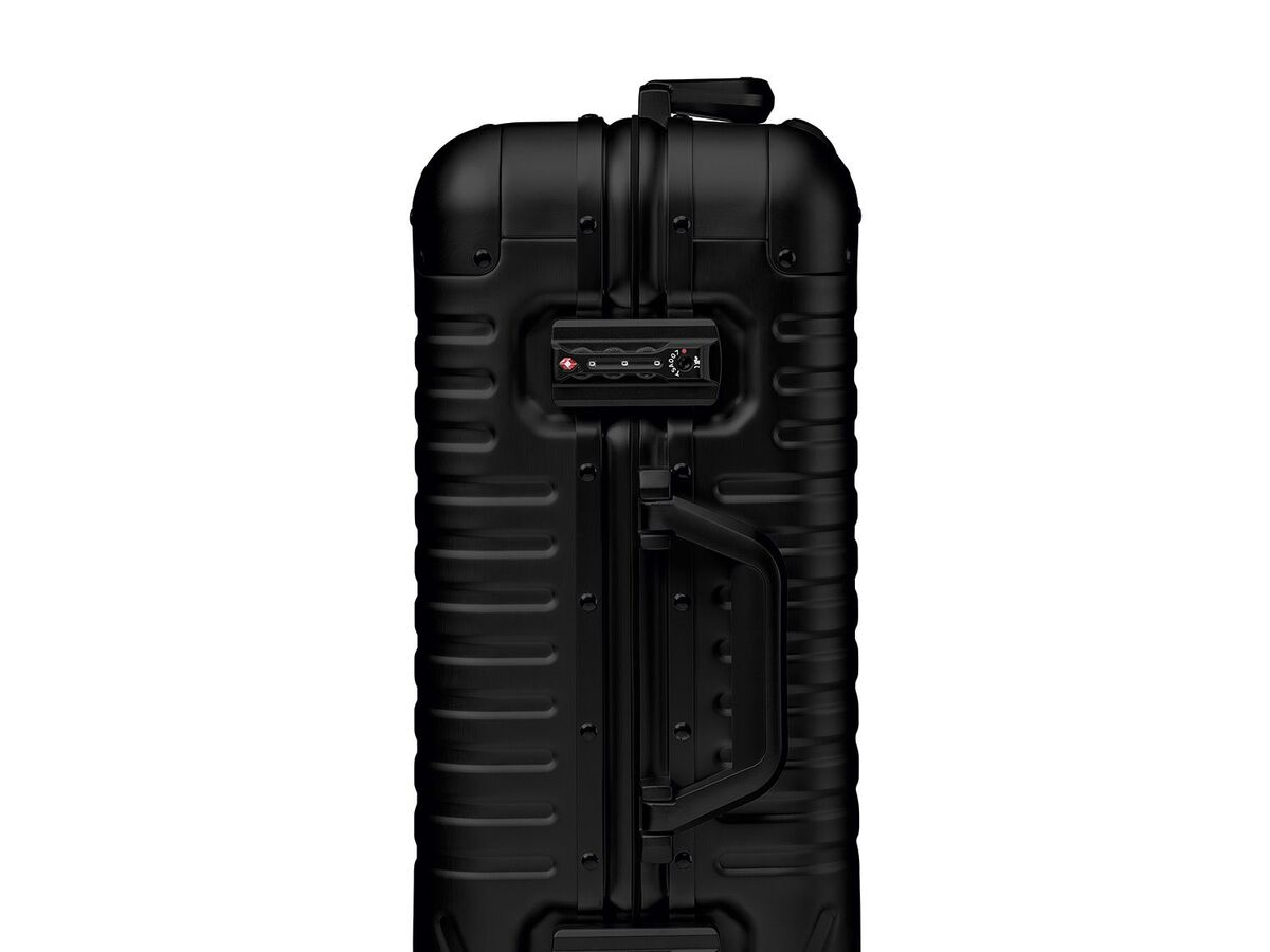 Bild 4 von TOPMOVE® Aluminium Koffer 32l, schwarz