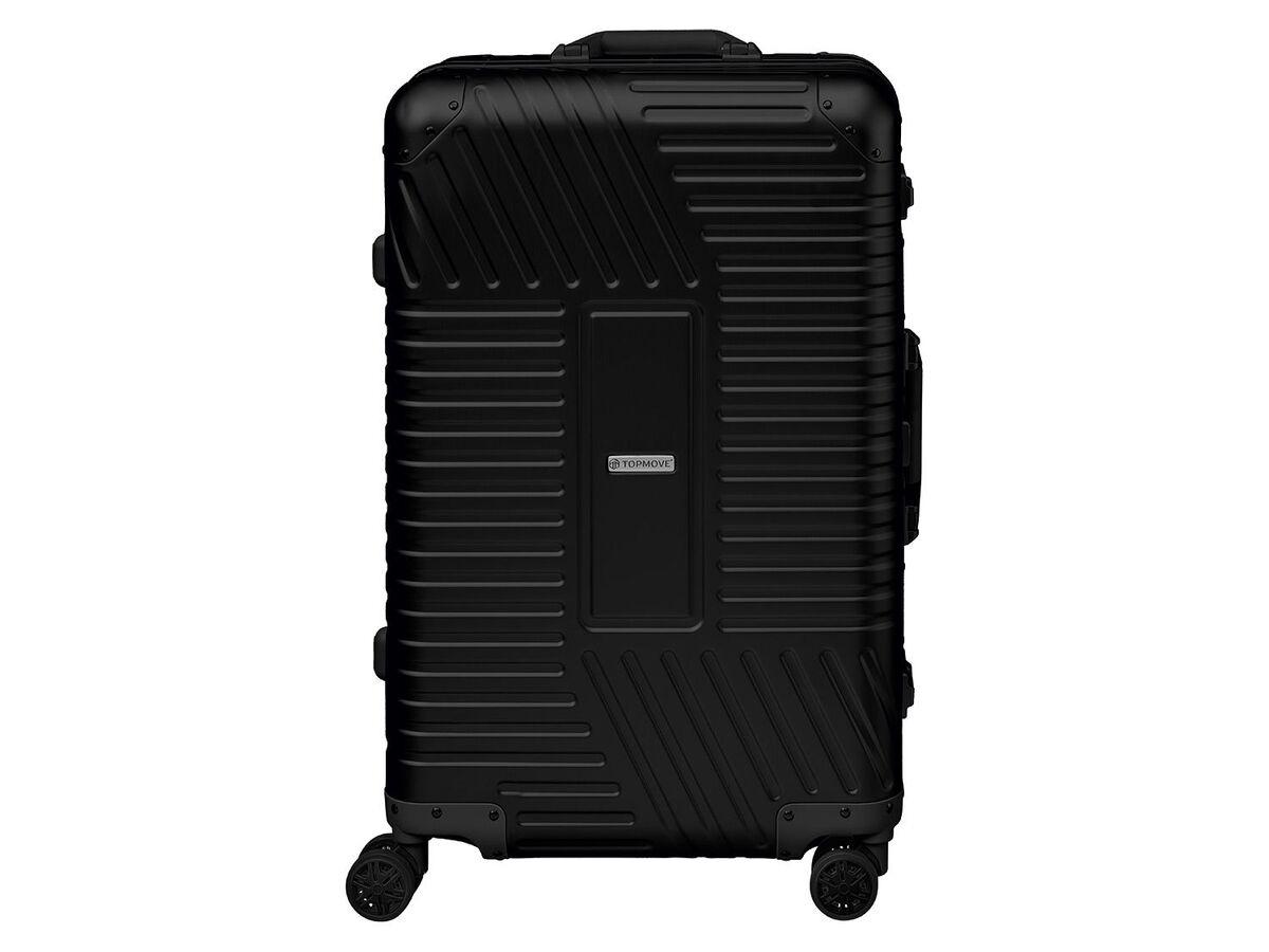 Bild 1 von TOPMOVE® Aluminium Koffer 68l, schwarz