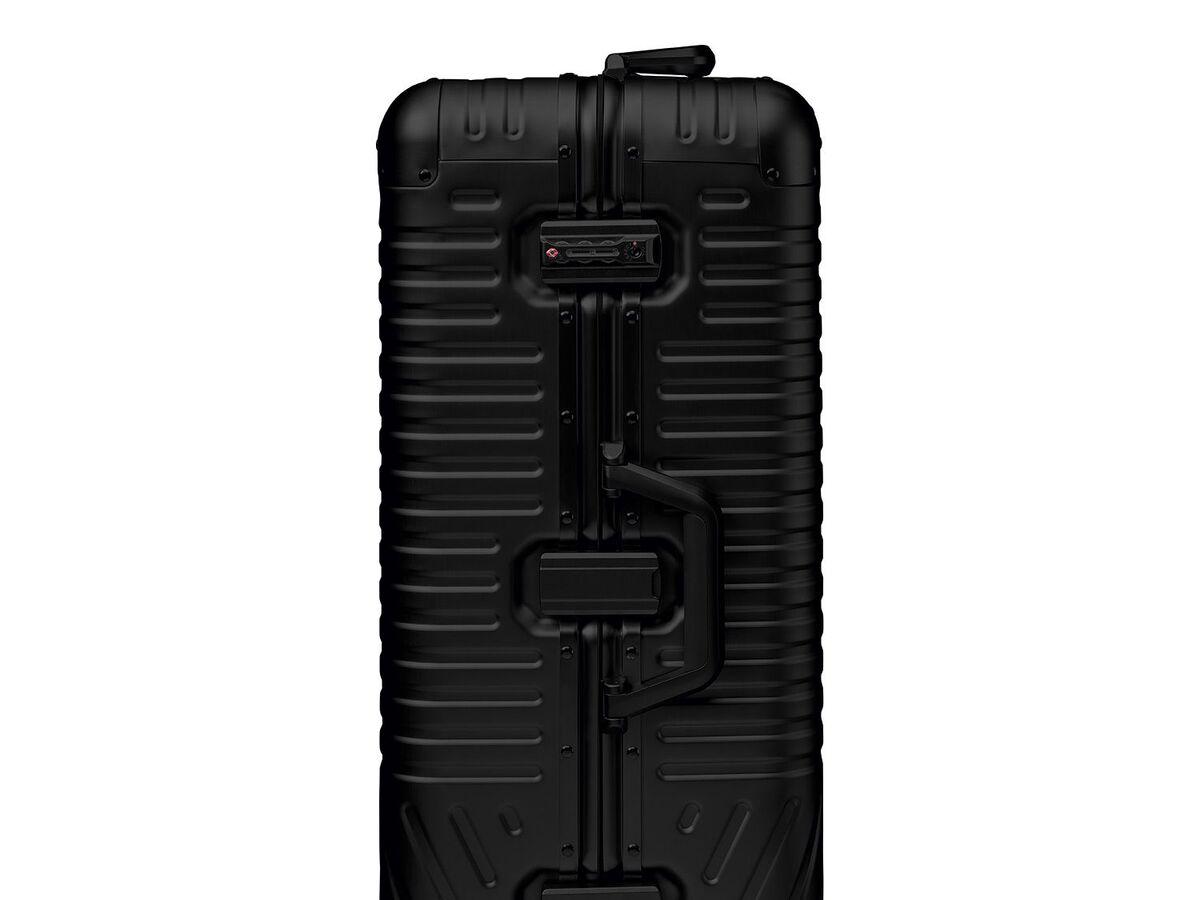 Bild 2 von TOPMOVE® Aluminium Koffer 68l, schwarz
