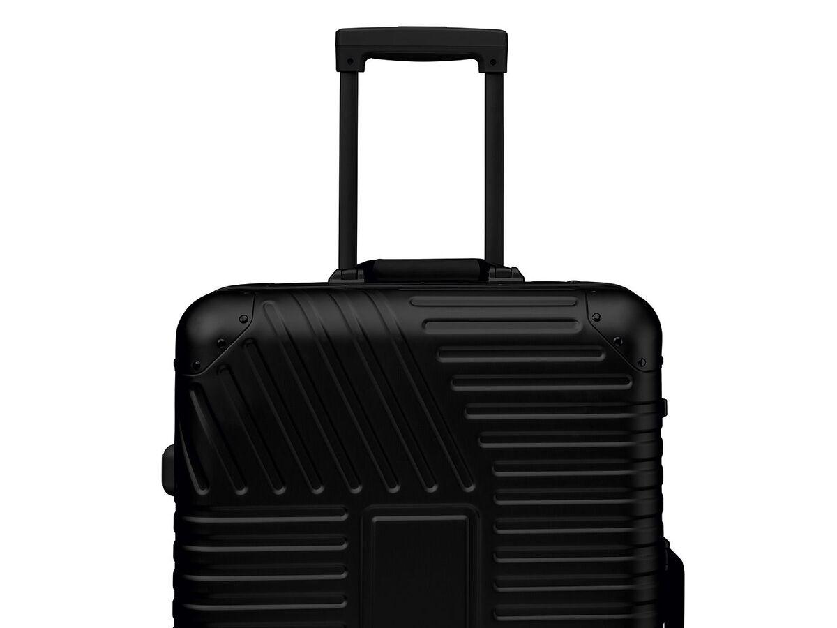 Bild 3 von TOPMOVE® Aluminium Koffer 68l, schwarz
