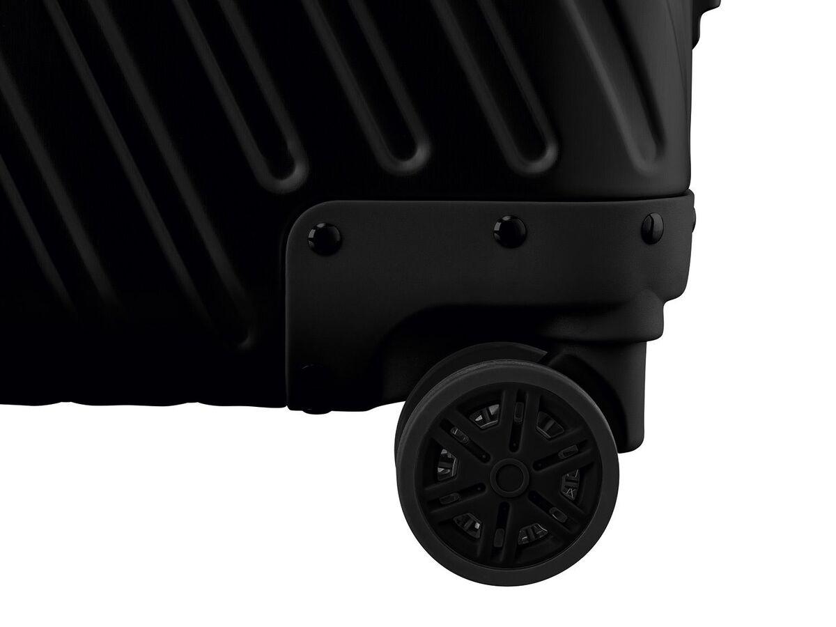 Bild 5 von TOPMOVE® Aluminium Koffer 68l, schwarz