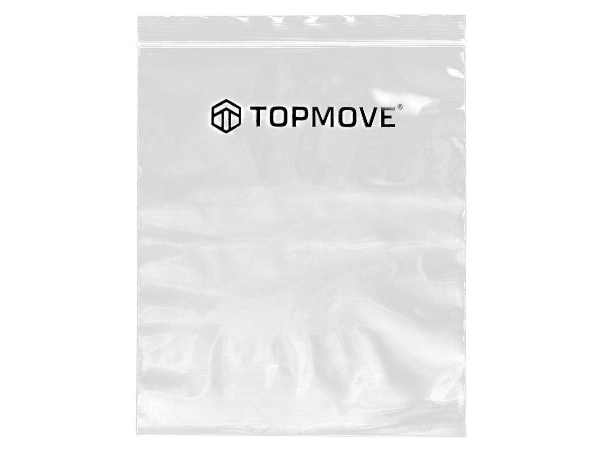 Bild 7 von TOPMOVE® Aluminium Koffer 68l, schwarz