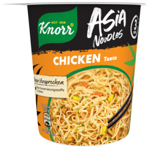 Knorr Asia Noodles Chicken 65g