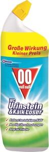 Null-Null WC Urinstein- & Kalklöser 0,75 ltr