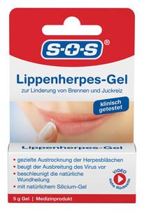 SOS Lippenherpes-Gel 5 g