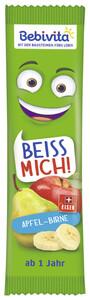 Bebivita Beiss Mich! Früchte Riegel Apfel-Birne ab 1 Jahr 25G