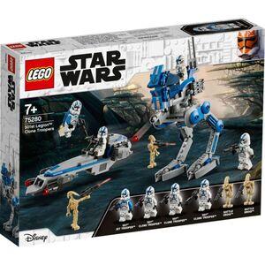 LEGO® Star Wars™ 75280 - Clone Troopers™ der 501. Legion™