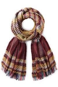COX, Trend-Schal in beige, Tücher & Schals für Damen