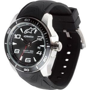 Alpinestars Armbanduhr Tech Watch 3H White