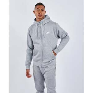 Nike Club Fleece Full Zip - Herren Hoodies