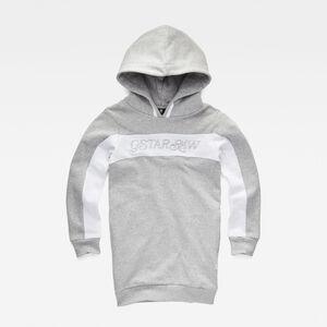 Hooded Sweat Kleid