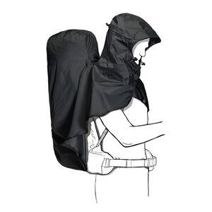 Jack Wolfskin Raincover Hoody 65-85l Regenüberzug one size phantom phantom
