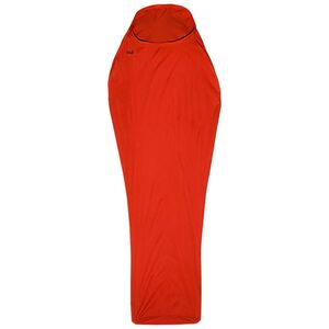 Jack Wolfskin Stretch Liner Schlafsackinlay one size orange lava orange