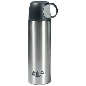 Jack Wolfskin Thermo Bottle CUP 0,5 Thermosflasche one size grau steel grey