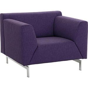 Rolf Benz SESSEL Violett , Linea-318 , Textil , 93x73x89 cm , Lederauswahl, Stoffauswahl , 000166046539