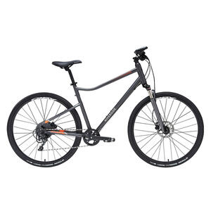Cross Bike 28 Zoll Riverside 900 Alu grau