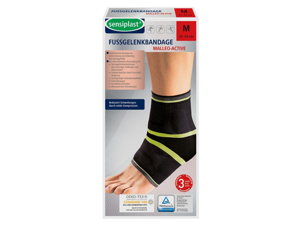 Bild 4 von SENSIPLAST® Strumpfbandage, für Fußgelenke, mit eingearbeiteten Pelotten