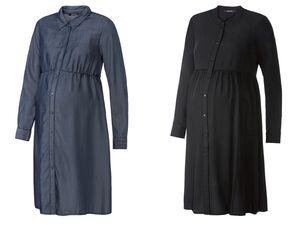 ESMARA® Tunika Kleid Damen, Ärmel mit Manschette