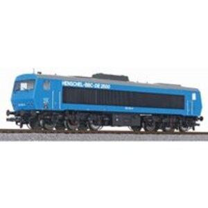 Liliput L132057 H0 AC Diesellok DE2500 202 004-8