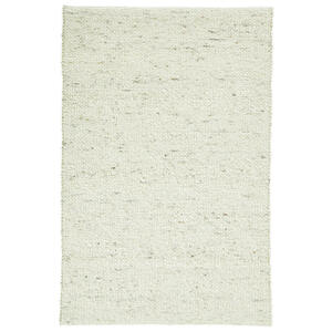 Linea Natura Handwebteppich 200/290 cm beige , Staufen 01 , Textil , Uni , 200x290 cm , für Fußbodenheizung geeignet, beidseitig verwendbar , 005468000272