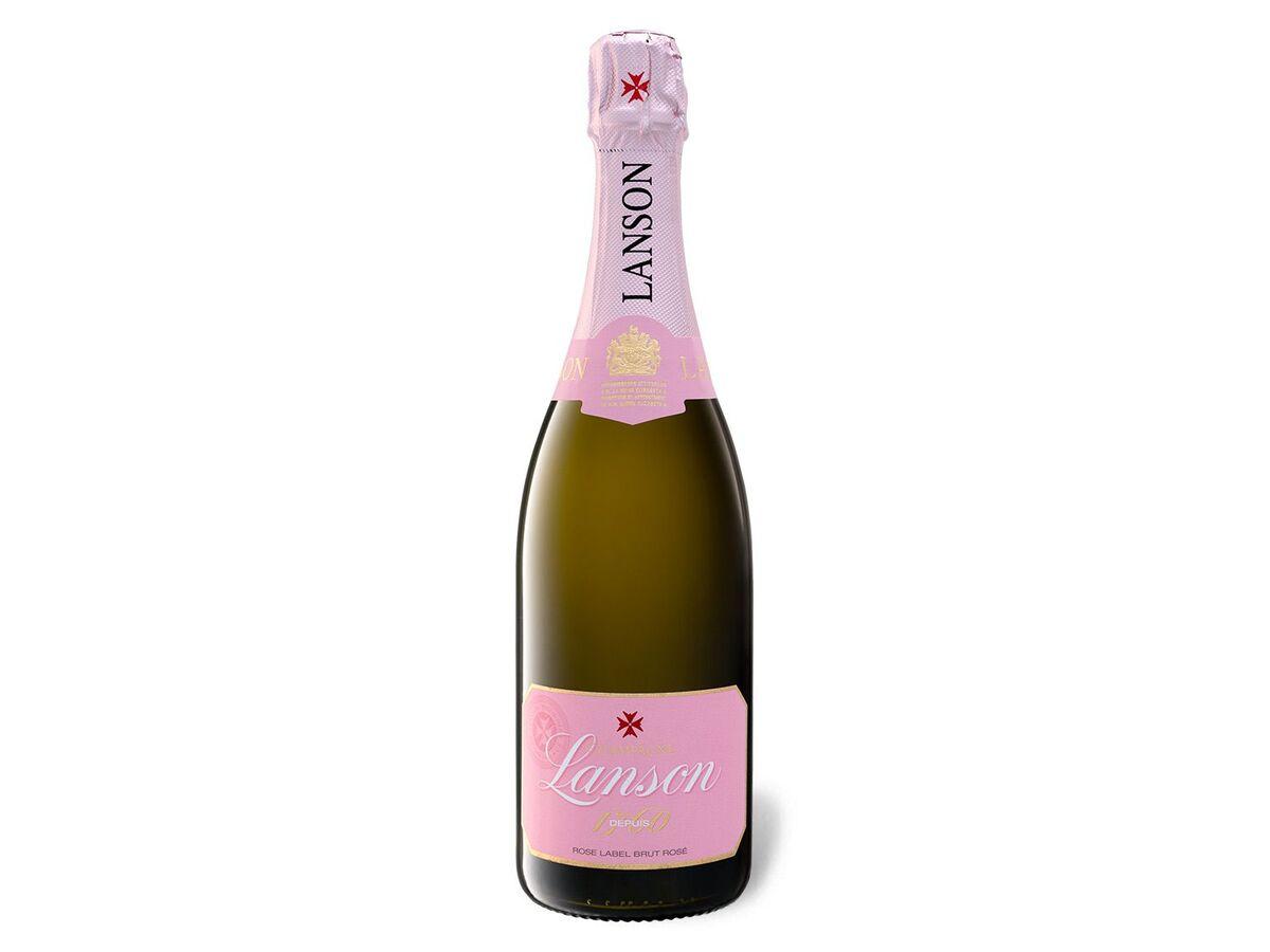 Bild 2 von Lanson Brut Rosé mit Geschenkbox, Champagner