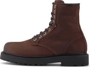 Tommy Jeans, Schnür-Boots Warmlined Lace Up in mittelbraun, Boots für Herren