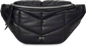 Abro, Gürteltasche Jane in schwarz, Gürteltaschen für Damen