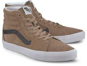 Vans, Sneaker Sk8-Hi in helles taupe, Sneaker für Herren