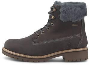 Tamaris, Winter-Boots in dunkelgrau, Boots für Damen