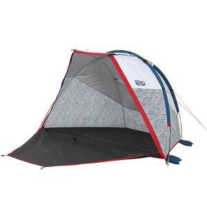 Schutzzelt mit Gestänge Compact XL Fresh Camping/Wanderung für 2 Personen