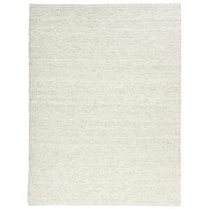 Linea Natura Handwebteppich 200/290 cm beige , Kempten 01 , Textil , Uni , 200x290 cm , für Fußbodenheizung geeignet, beidseitig verwendbar , 005468000472