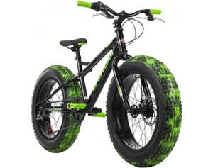 KS Cycling Fatbike 20'' Crusher 6217