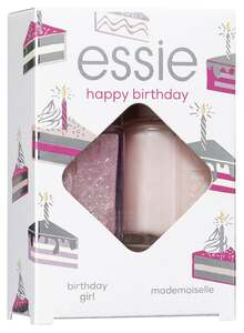 essie Geschenkset 2 happy birthday