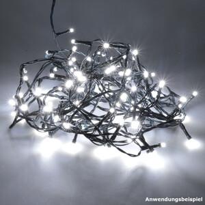 LED-Lichterkette mit 360 LED kaltweiß