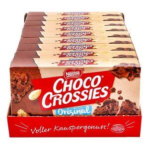 Nestle Choco Crossies 150 g, 9er Pack