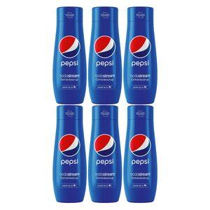 SodaStream Pepsi Sirup 440 ml 6er