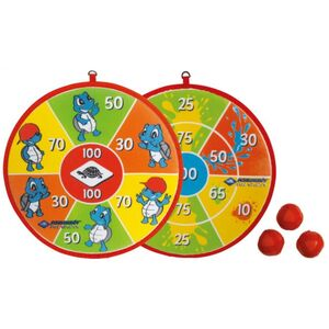Schildkröt - Soft Darts Set - 2 x 3 Bälle und Dartscheibe