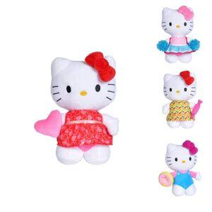 Hello Kitty - Plüschfigur mit Accessoire - 1 Stück