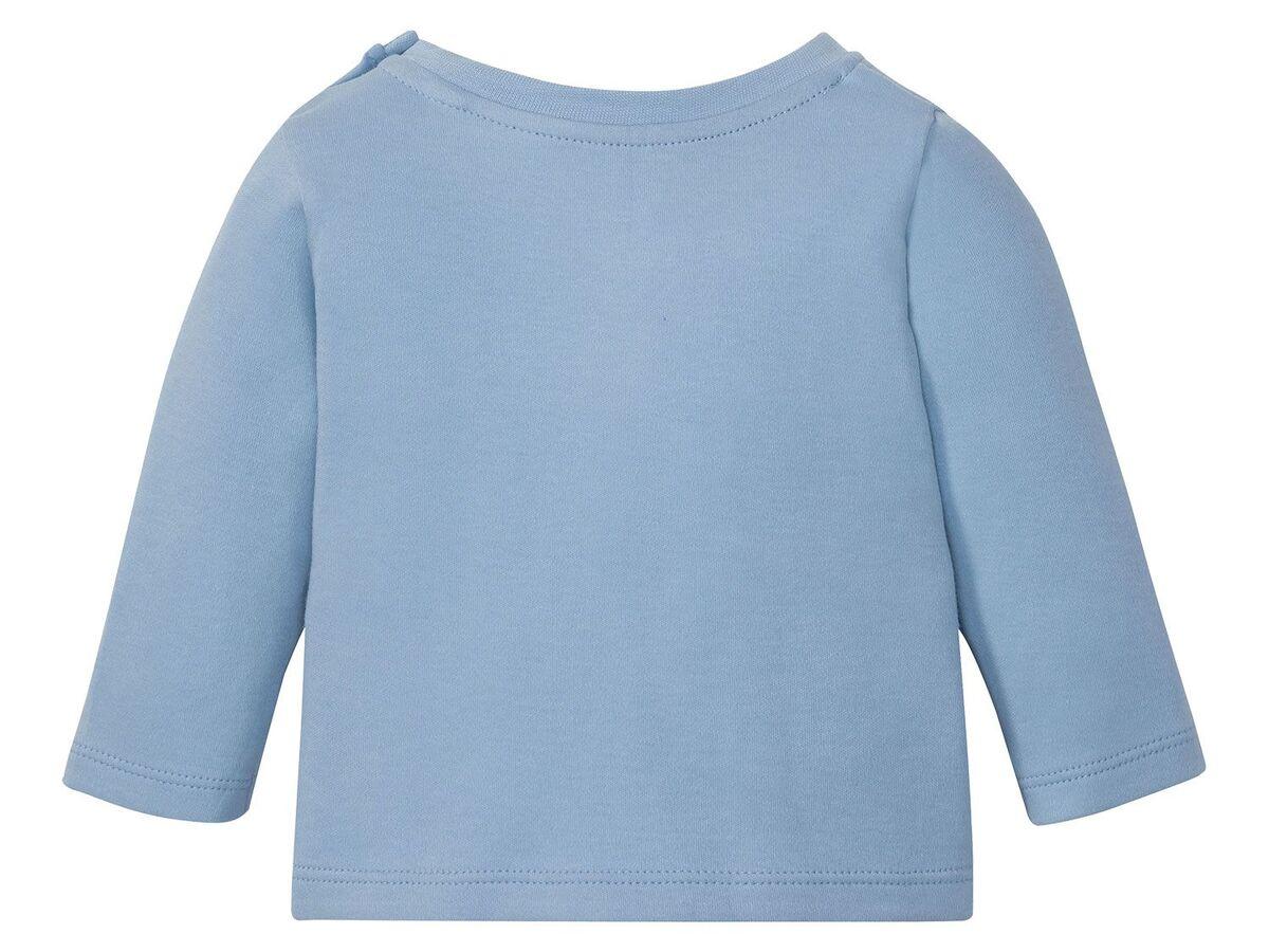 Bild 6 von LUPILU® Baby Langarmshirts, 3 Stück, aus reine Baumwolle